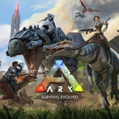ARK Survival Evolved NEW ACCOUNT 100% WARRANTY REG FREE