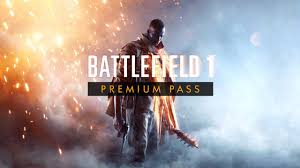 Battlefield 1 Premium Pass DLC Origin GLOBAL MULTILANG