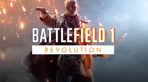 Battlefield 1 Revolution Origin GLOBAL MULTILANGUAGE