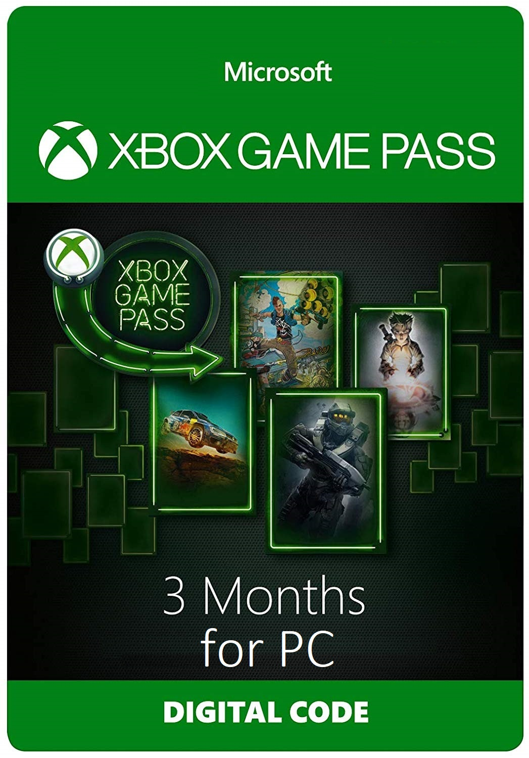 Xbox Game Pass for PC 3 Months GLOBAL