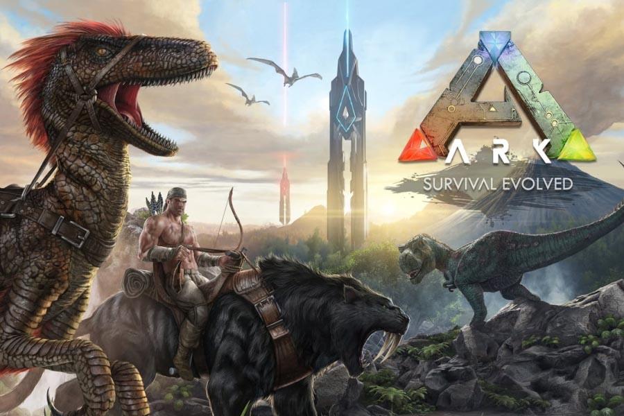download ark survival evolved mac