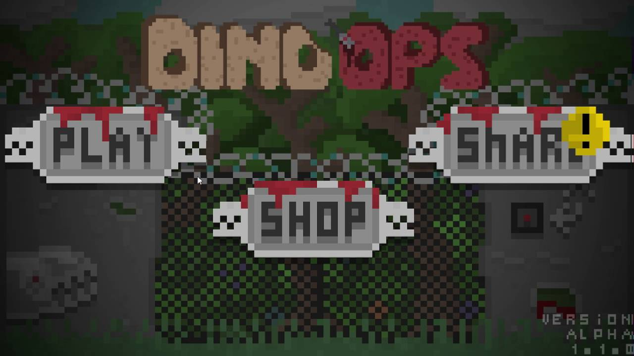 DinoOps (Steam key/Region free/ROW) Trading Cards