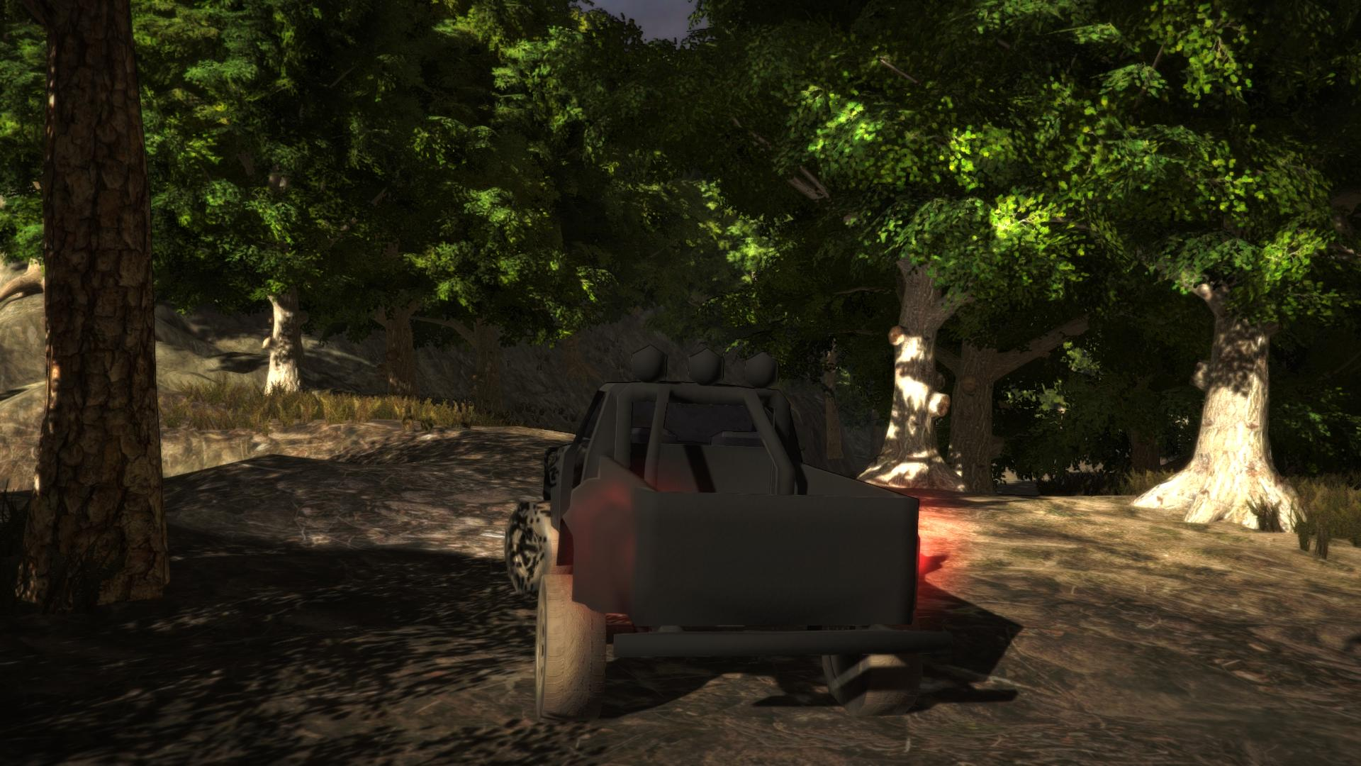 Offroad: VR (Steam key/Region free) Trading Cards