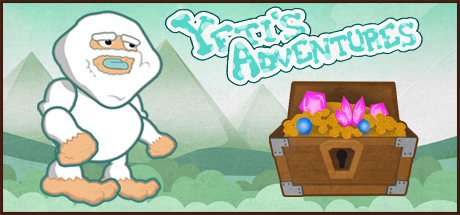 Yeti Adventure (Steam key/Region free) Trading Cards