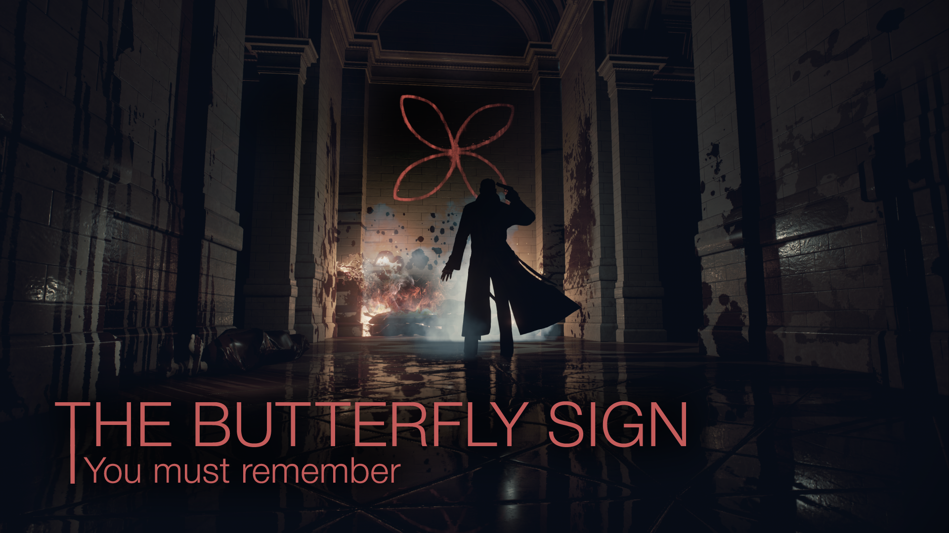 The Butterfly Sign (Steam key/Region free) Trading Card