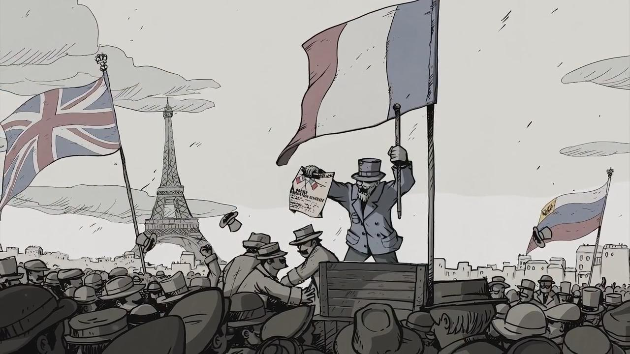 Valiant Hearts The Great War Steam - GIFT (RU/CIS)
