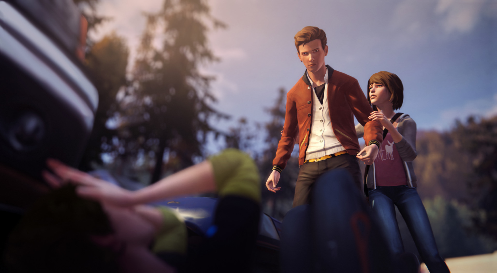 Life Is Strange Complete Season Episod. 1-5 Gift RU+CIS