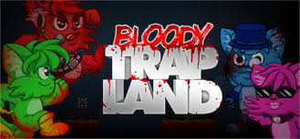 Bloody Trapland  - STEAM Gift - (RU+CIS+UA**)