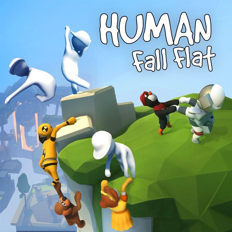 Human: Fall Flat Steam key all countries Row 2019