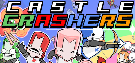 Castle Crashers Steam Gift Free Region