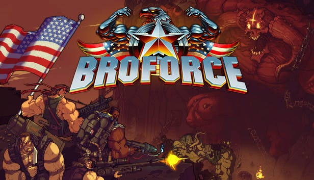 Broforce Steam Gift Free Region