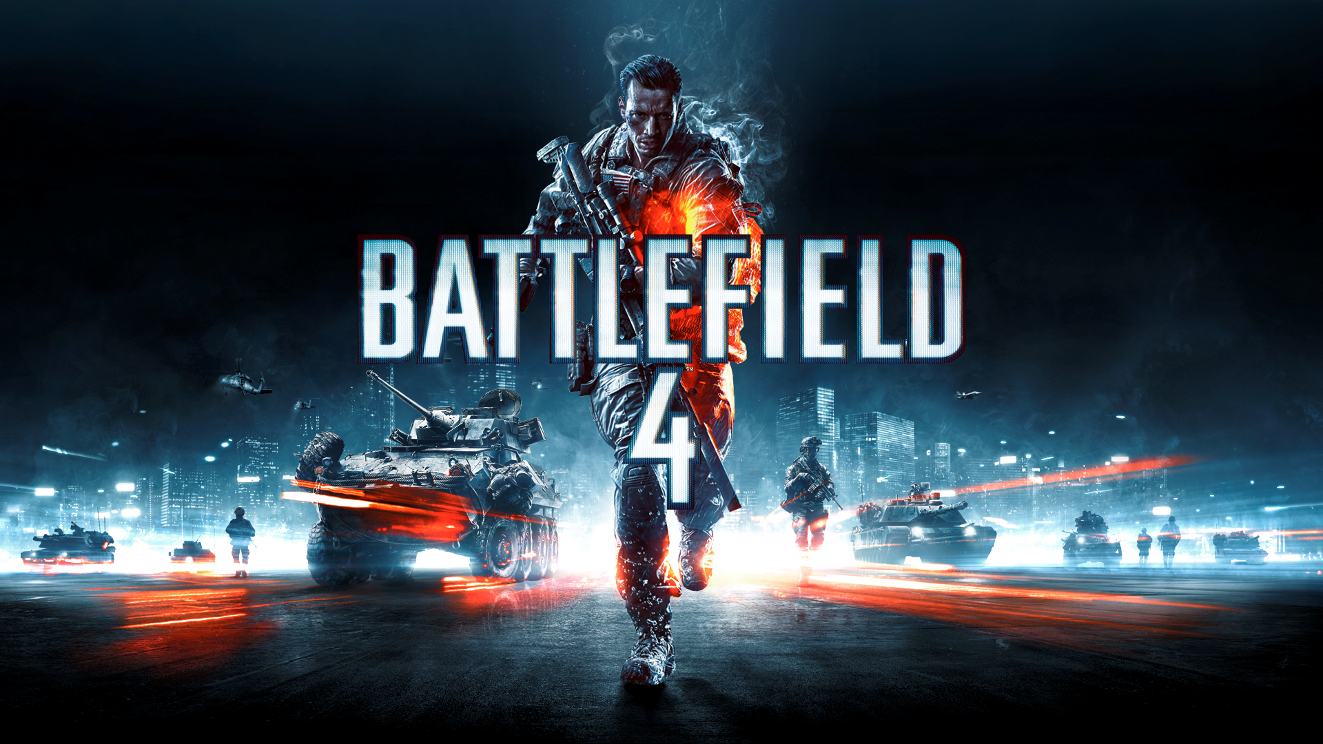 Battlefield 4 [GUARANTEE/REGION FREE]🔥