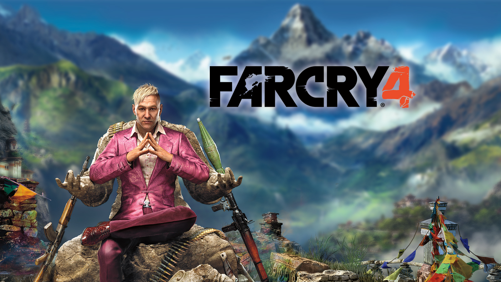 Far Cry 4 [GUARANTEE/REGION FREE]🔥