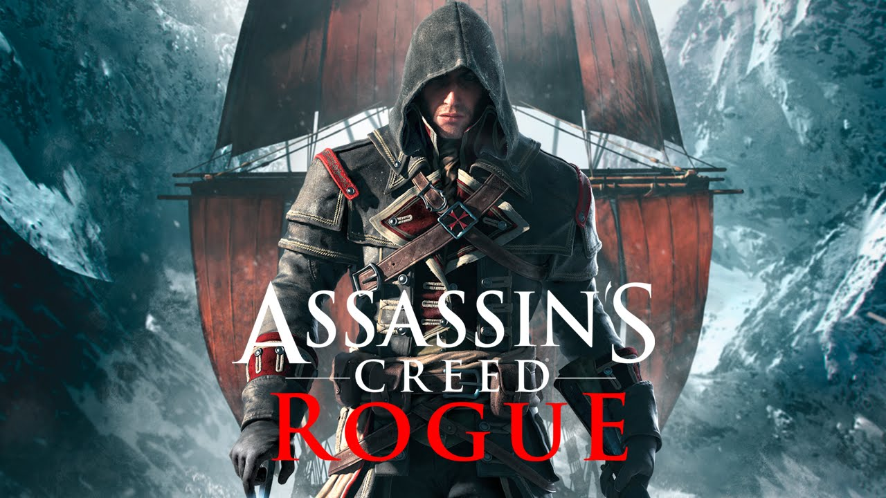 Assassin´s Creed Rogue [GUARANTEE/REGION FREE]🔥