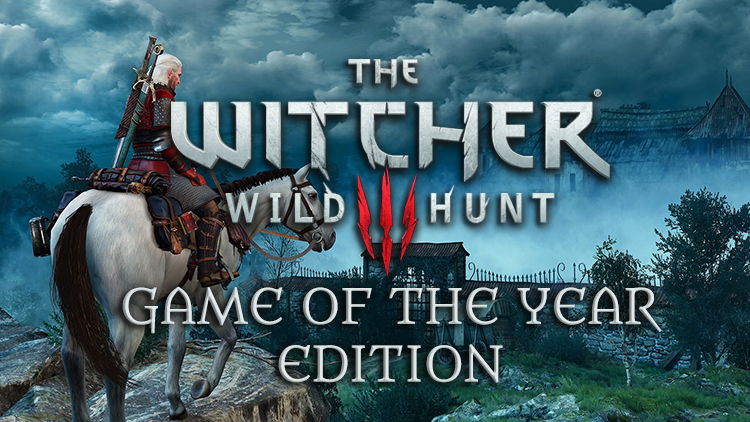 The Witcher 3: Wild Hunt GAME OF YEAR EDITION  Warranty