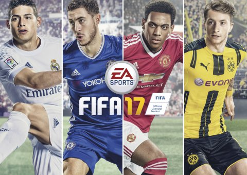 FIFA 17 [GUARANTEE/REGION FREE]🔥