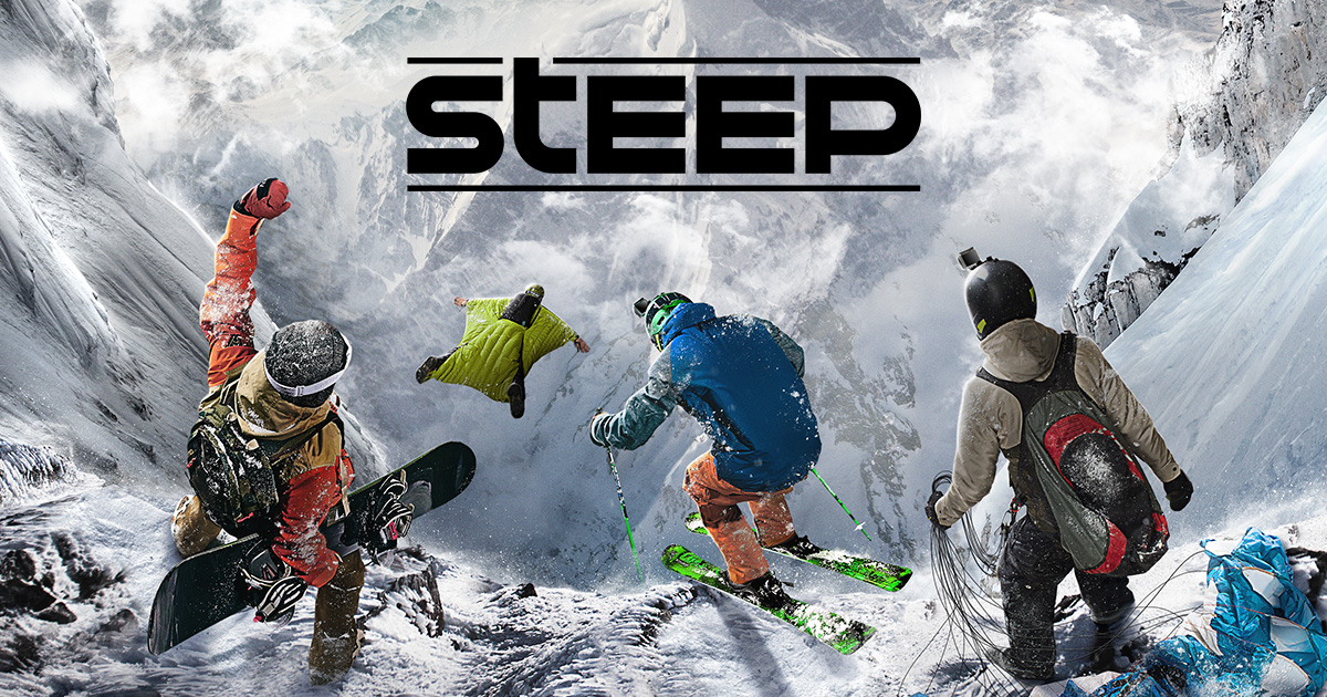 Steep [GUARANTEE/REGION FREE]🔥