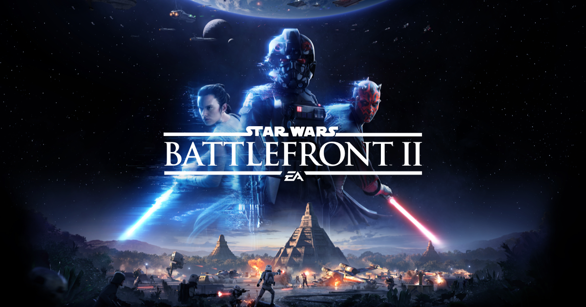 Star Wars Battlefront 2 [GUARANTEE/REGION FREE]🔥