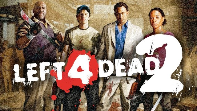 Left 4 Dead 2 Steam account