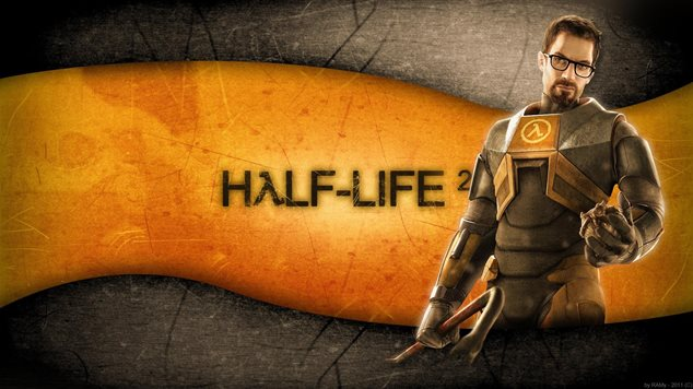 Half-Life 2 Steam account