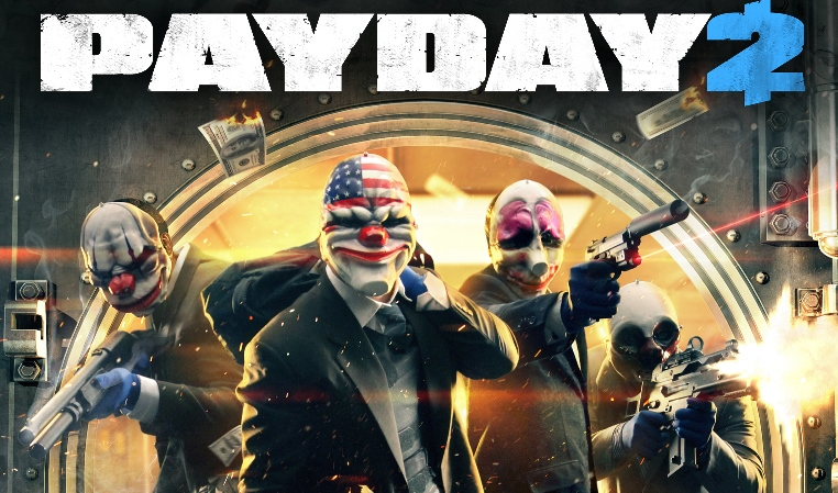 PAYDAY 2 Steam account