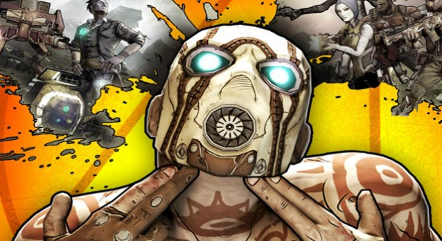 Borderlands 2 Steam account