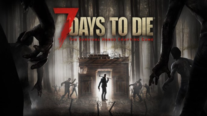 7 Days to Die Steam account