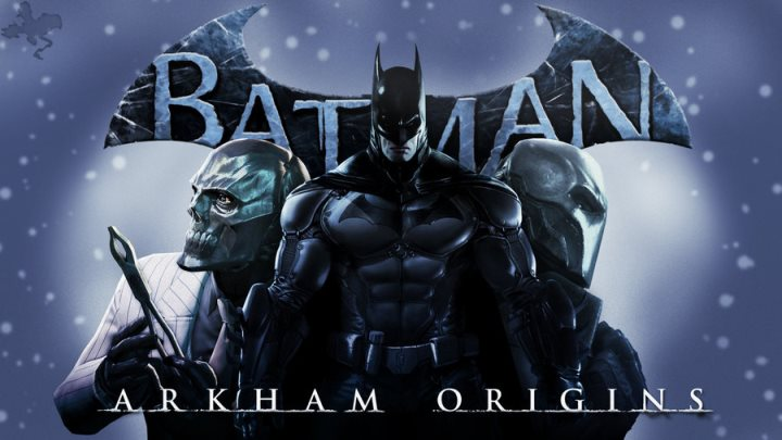 Batman: Arkham Origins account Steam