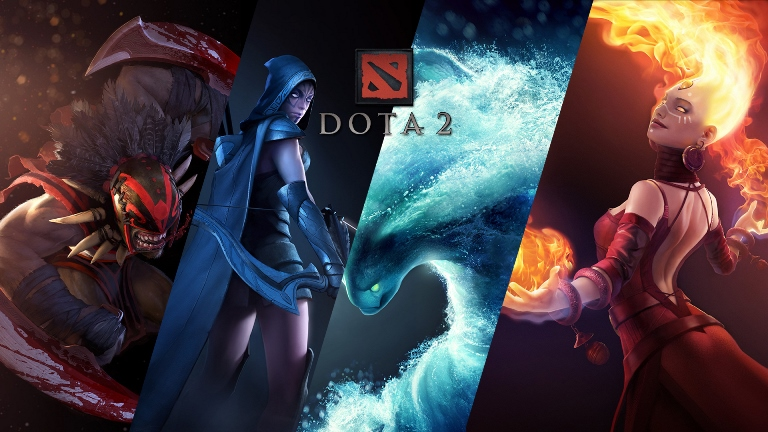 DOTA 2 from 800 to 1000 game hours Steam