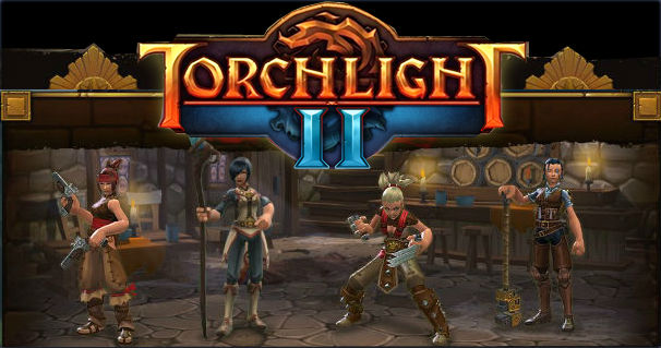 Torchlight II account Steam