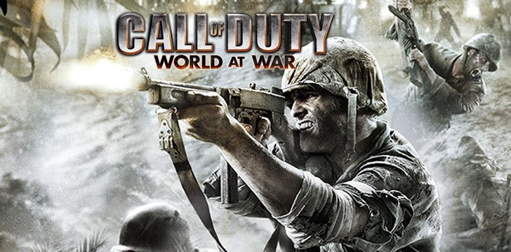 Call of Duty: World at War аккаунт Steam