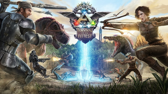 ARK: Survival Of The Fittest account Steam