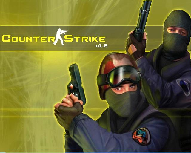 Counter-Strike 1.6 account registered in 2005