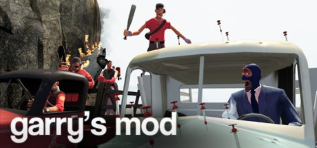 Garry´s Mod + Just Cause 2 Steam аккаунт