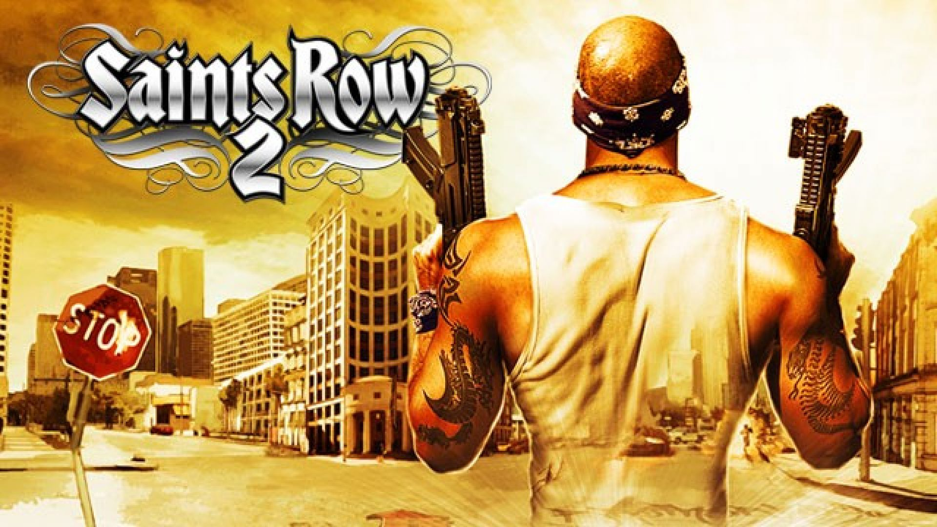 Saints Row 2 аккаунт Steam