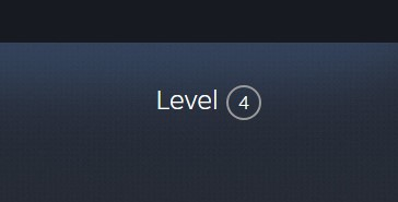 Steam Account Level 4 and above