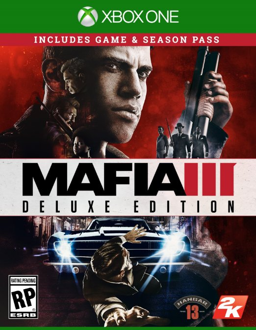 Mafia III Deluxe Edition / XBOX ONE / ACCOUNT