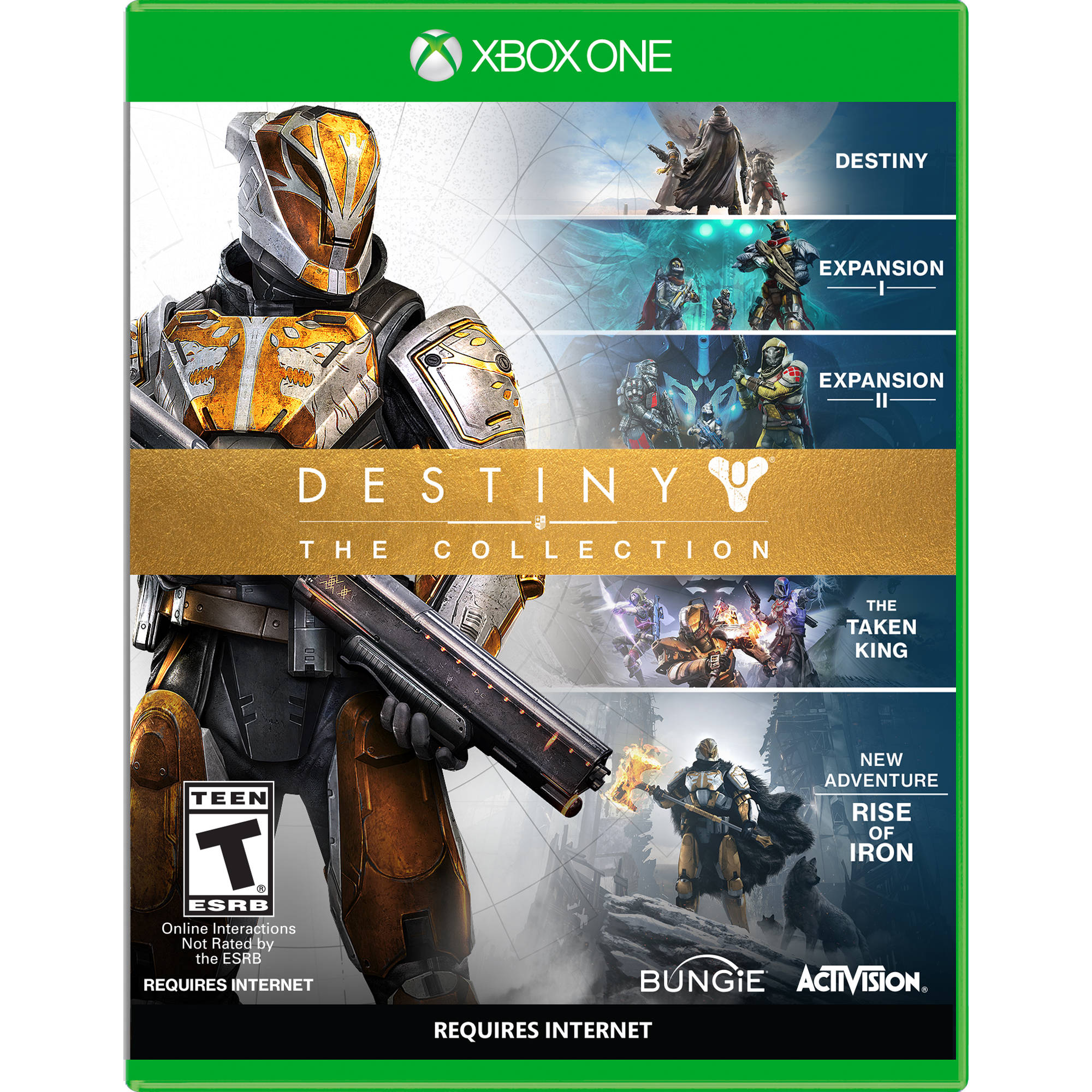 Destiny The Collection / XBOX ONE / ACCOUNT
