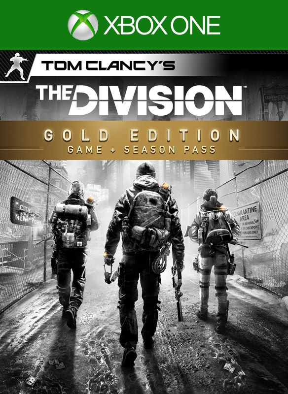 Tom Clancy´s The Division Gold / XBOX ONE, Series X|S🏅