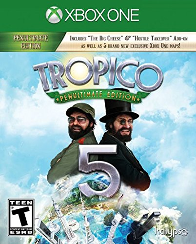 Tropico 5 - Penultimate Edition / XBOX ONE / ACCOUNT
