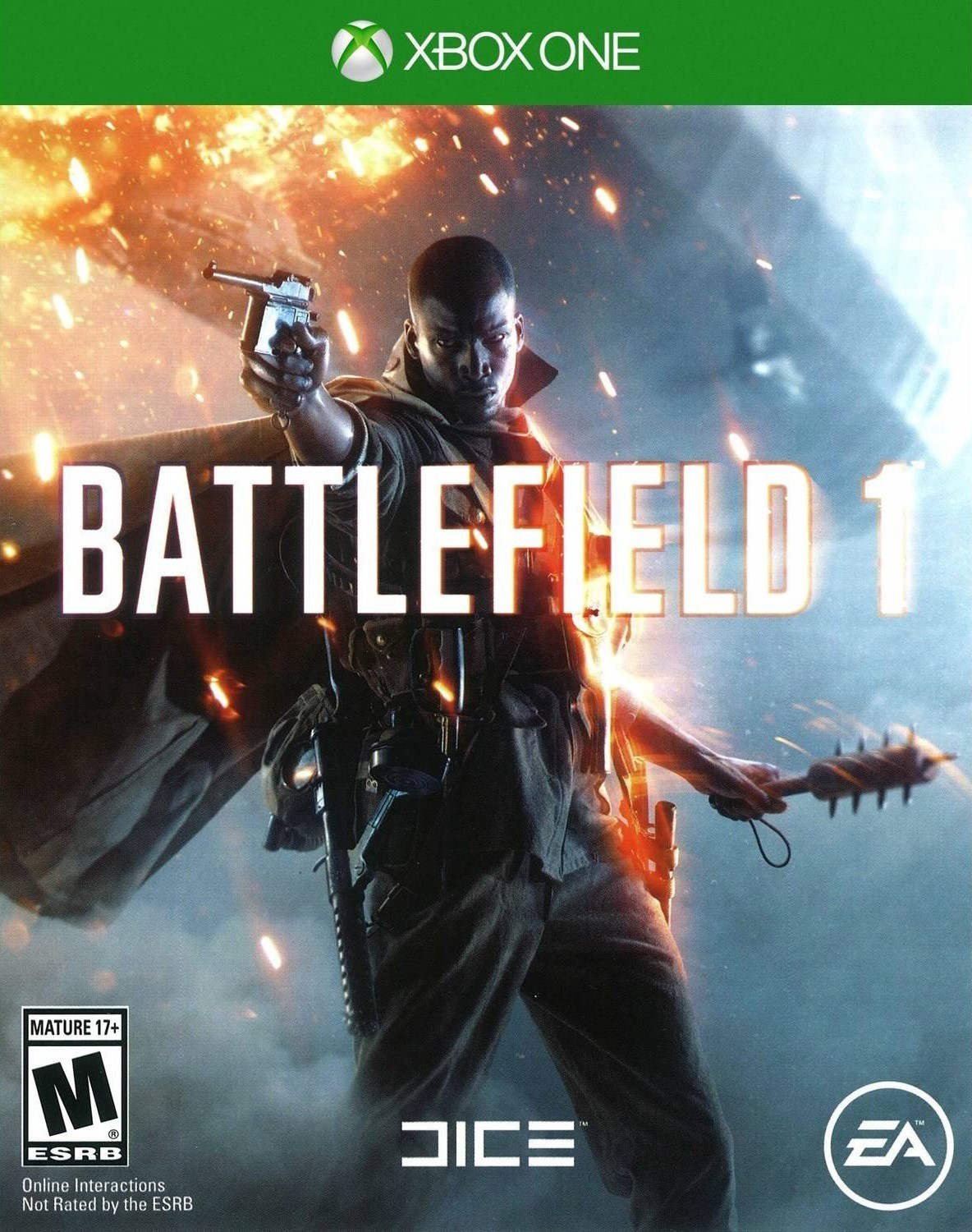 Battlefield 1 + 3 games / XBOX ONE / ACCOUNT