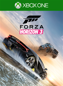 Forza Horizon 3 | XBOX ONE | АРЕНДА