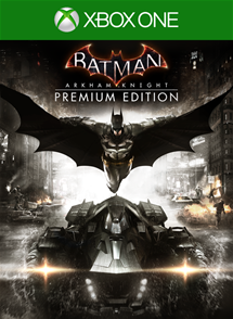 Batman:Arkham Knight Premium | XBOX ONE | RENTALS