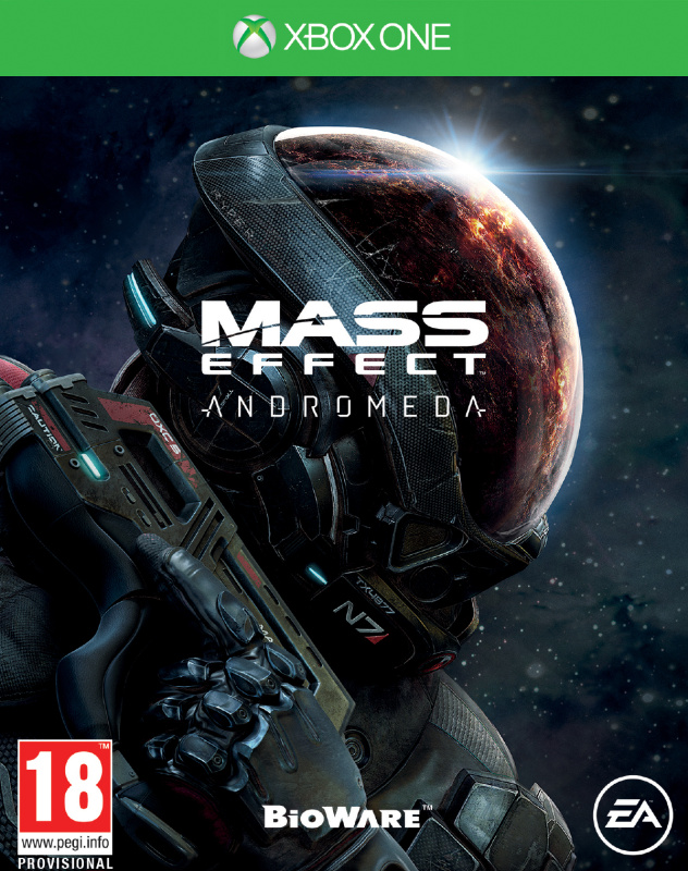 Mass Effect:Andromeda Del + 3 game | XBOX ONE | RENTALS