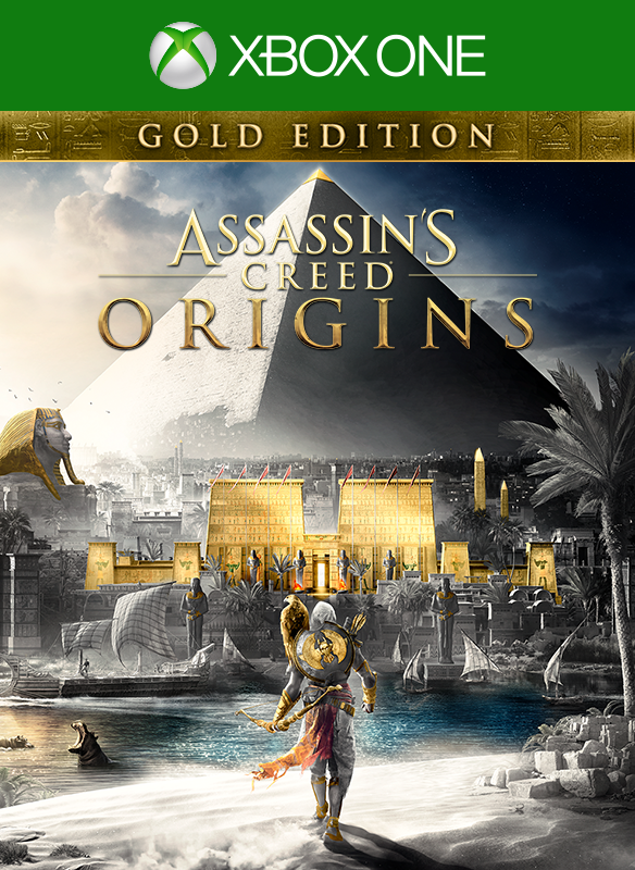 Assassin´s Creed: OriginsGold+2 games |XBOX ONE|RENTALS
