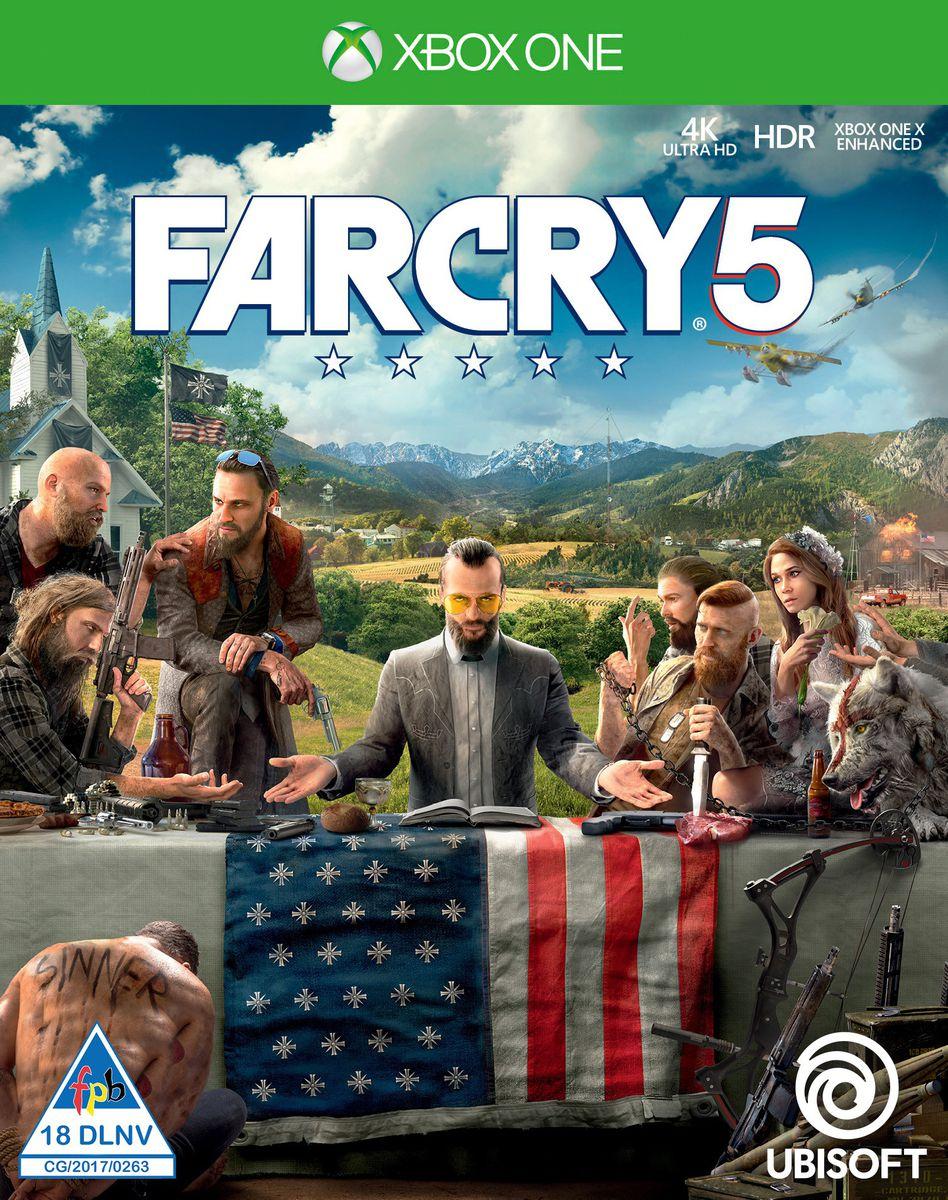 Far Cry 5 / XBOX ONE / DIGITAL CODE