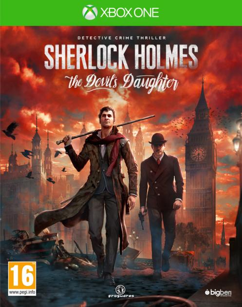 Sherlock Holmes: The Devil´s Daught | XBOX ONE |RENTALS
