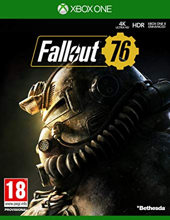 Fallout 76 / XBOX ONE / ACCOUNT