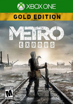 Metro Exodus Gold Edition / XBOX ONE / ACCOUNT