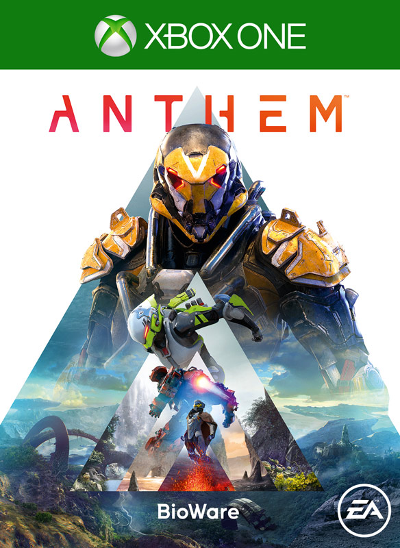 Anthem Standard Edition / XBOX ONE, Series X|S 🏅🏅🏅